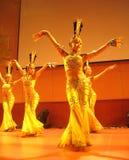 Danse féerique Photos libres de droits