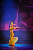 Danse féerique Photographie stock libre de droits