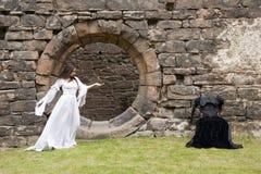 Danse féerique Image stock