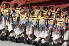 Danse folklorique Photo libre de droits