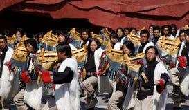 Danse folklorique Image stock