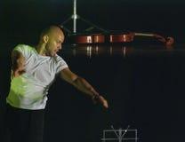 Danse française de hip-hop : solo Images libres de droits