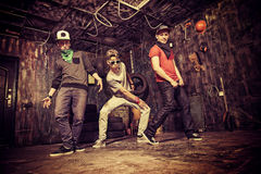 Danse hip-hop Image stock