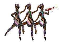 Danse homosexuelle illustration de vecteur