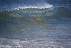 Danse légère sur des vagues Photos libres de droits