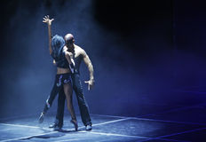 danse moderne   Image libre de droits