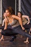 Danse moderne Photo libre de droits