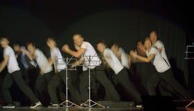 Danse moderne française de hip-hop Image stock