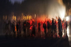 Danse mystique  Image libre de droits