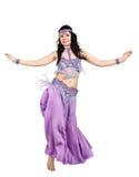 Danse orientale image libre de droits