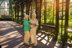 Danse pluse âgé de couples Photos libres de droits