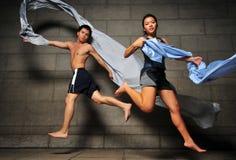 Danse souterraine 105 Photos libres de droits