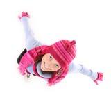 Danse sur la glace Image libre de droits