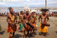 Festival de masque de danse traditionnelle image libre de droits