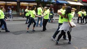 Dansen 2013 ståtar New York 102 Royaltyfri Fotografi