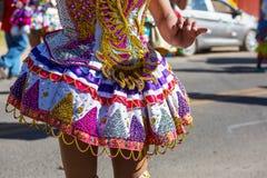 Dansend decor Royalty-vrije Stock Foto's