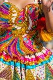 Dansend decor Royalty-vrije Stock Fotografie