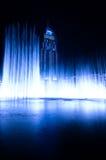 Dansende fontein Royalty-vrije Stock Afbeeldingen