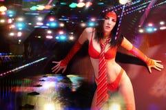 Dansende partij Royalty-vrije Stock Fotografie
