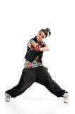 Danser Royalty-vrije Stock Afbeeldingen