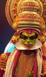 Danser 2 van Kathakali Stock Fotografie