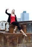 Danser Royalty-vrije Stock Fotografie