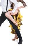 danser Photos stock