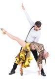 danser Image libre de droits