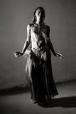Danser Girl Royalty-vrije Stock Foto