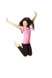 Danser Jumping Stock Fotografie