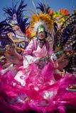 Danser in Junkanoo in de Bahamas Royalty-vrije Stock Afbeelding