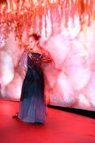 Danser in Spaans paviljoen Royalty-vrije Stock Foto