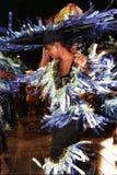 Danser van Braziliaanse volksdans Royalty-vrije Stock Fotografie