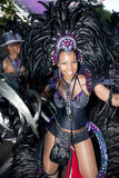 Danser van de vlotter Bachanalia Royalty-vrije Stock Fotografie