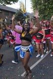 Danser van de vlotter van de Wereld van Volkeren Stock Foto's