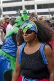 Danser van de vlotter van de Wereld van Volkeren Royalty-vrije Stock Fotografie