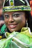 Danser van de vlotter van Kunsten DUKA Royalty-vrije Stock Foto