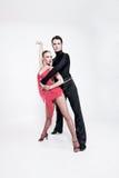 Dansers Royalty-vrije Stock Foto