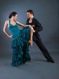 Dansers Royalty-vrije Stock Fotografie