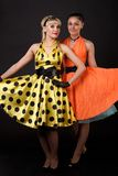 dansers Fotografia Stock