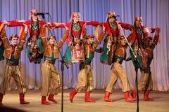 dansers Stock Afbeeldingen