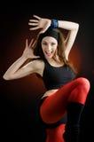 Danses modernes photos stock