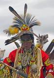 Danseur #14 de Natif américain Images libres de droits