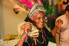 Danseur africain photographie stock