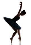 Danseur classique féminin photo stock
