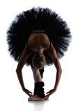Danseur classique féminin image stock