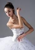Danseur classique féminin photographie stock libre de droits