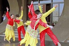 Danseur culturel Images libres de droits
