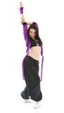 Danseur d'houblon de gratte-cul Photographie stock