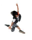 Danseur d'houblon de gratte-cul photo libre de droits